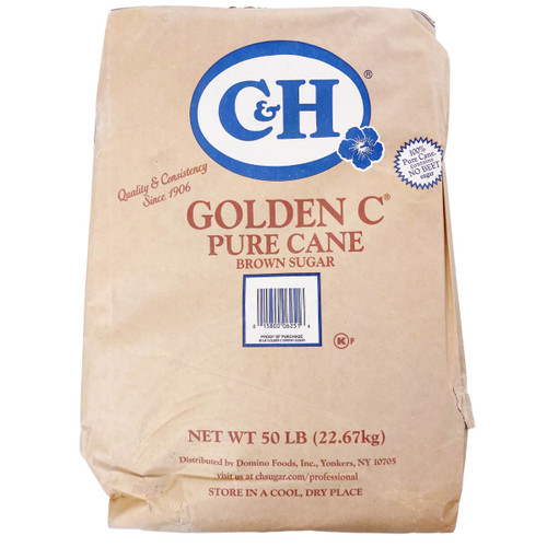 C&H Golden C Pure Cane Golden Brown Sugar
