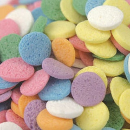 DecoPac Pastel Confetti Shapes