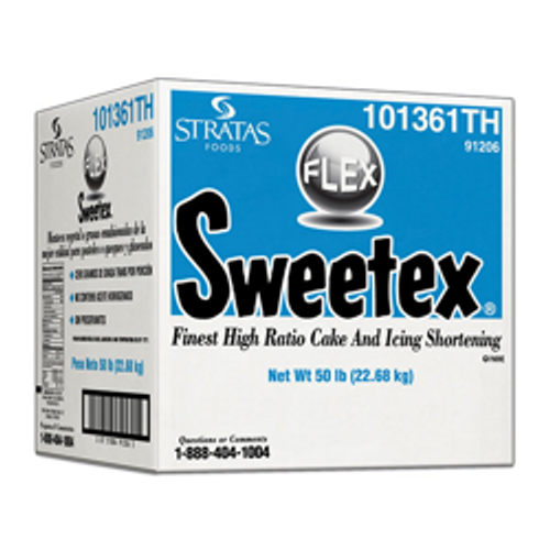 Sweetex Flex Palm Cake and Icing Shortening