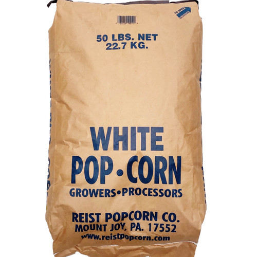 Reist Hi-Pop White Popcorn