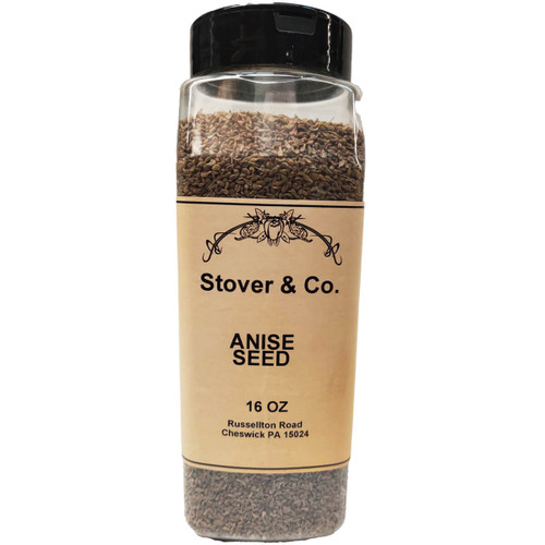 Anise Seeds - 16oz