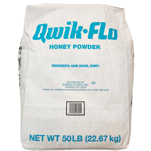 Domino Qwik-Flo Honey Powder