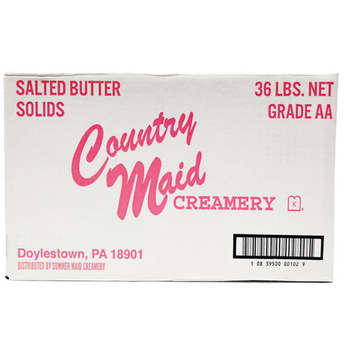Country Maid Creamery Salted Butter