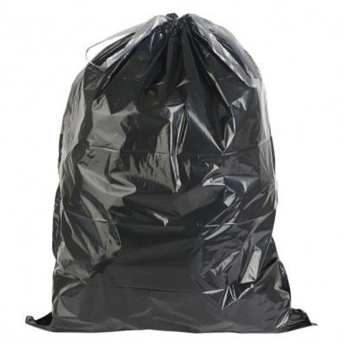 Black Trash Bags Heavy 45 Gal