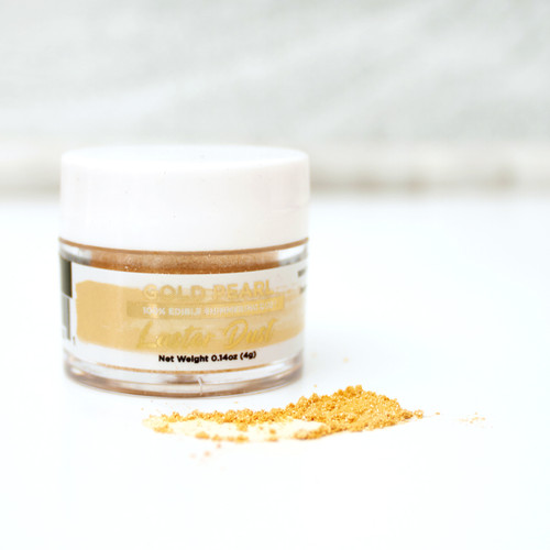 Bakell Gold Pearl Luster Dust