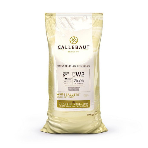 White Chocolate Callets CW2