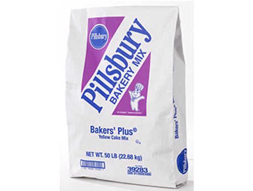 Pillsbury Bakers' Plus Yellow Cake Mix