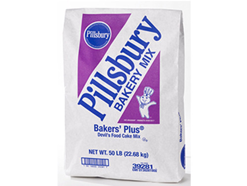 Pillsbury Bakers' Plus Devils Food Cake Mix
