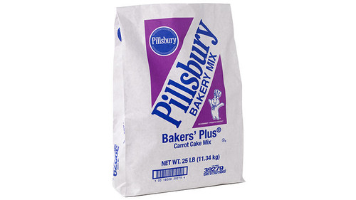 Pillsbury Carrot Cake Mix