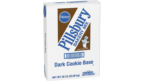 Pillsbury Dark Cookie Base