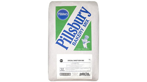 Pillsbury Pastry Mix Special Sweet Doh Mix