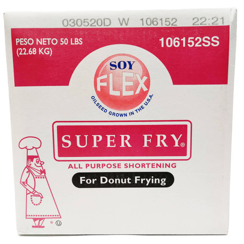Soy Flex Super Fry Shortening