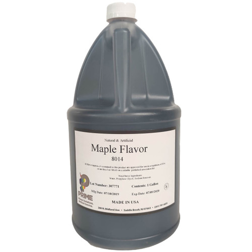 Prime Ingredients Maple Flavoring
