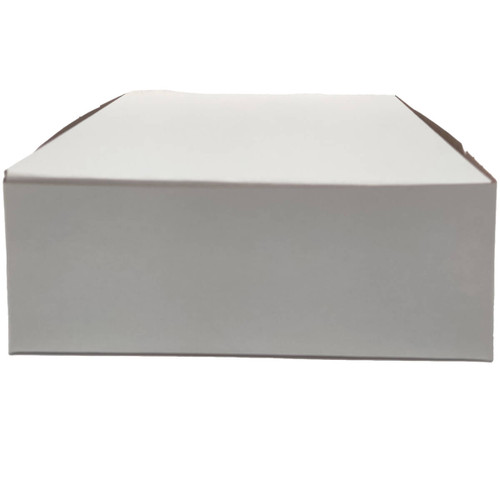 8 X 8 X 2.5 White Bakery Box - 250/ct