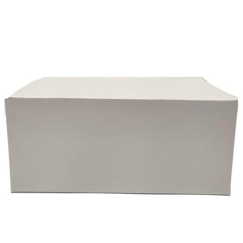 9 X 5 X 4 White Bakery Box