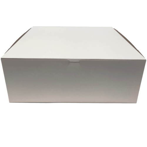 16 X 16 X 6 White Bakery Box