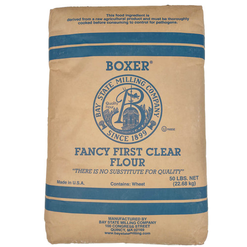 Bay State Milling Boxer Clear Flour