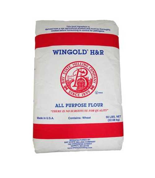 H&R All Purpose Flour - 25 lbs