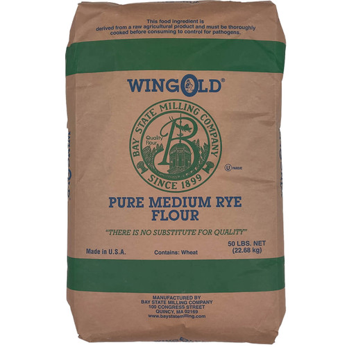 Bay State Milling Pure Medium Rye Flour