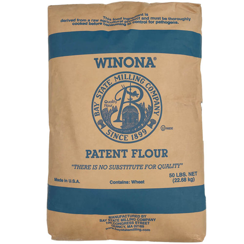 Bay State Milling Winona Patent Flour