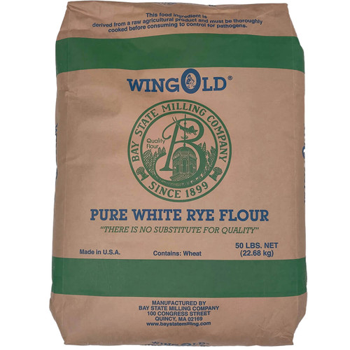 Bay State Milling Pure White Rye Flour