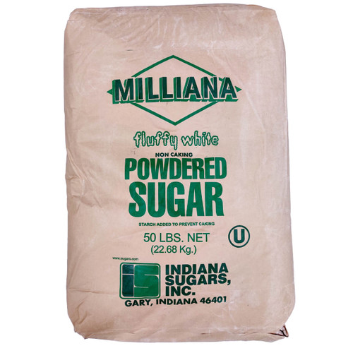 Indiana Sugar Powder Confectionery Sugar 12x