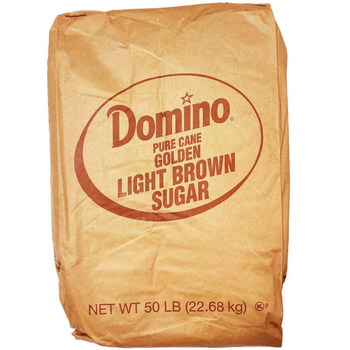 Domino Pure Cane Light Brown Sugar
