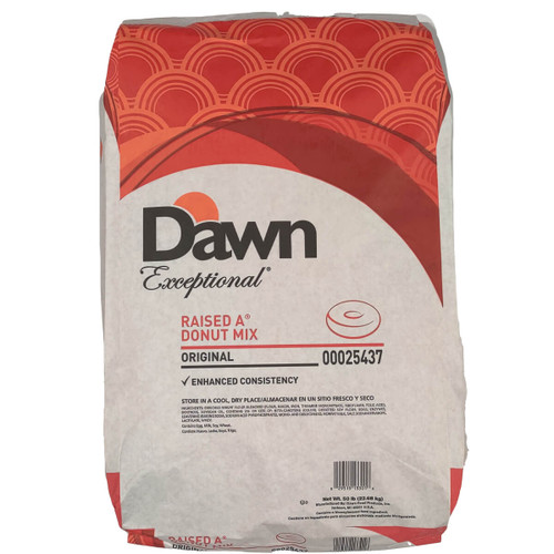 Dawn Foods Raised A Donut Mix