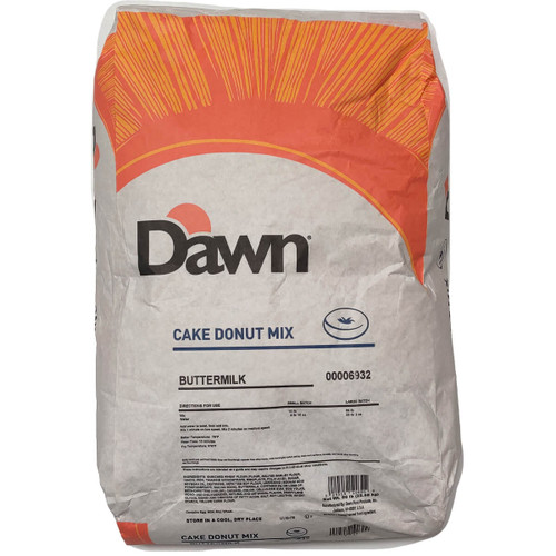 Dawn Foods Buttermilk Cake Donut Mix
