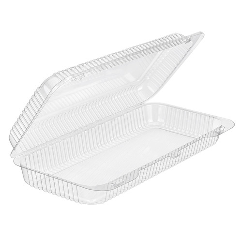 Inline Plastic SLP90 Large Danish Container - 200/ct