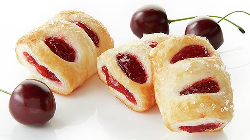 Pillsbury Cherry Strudel Bite