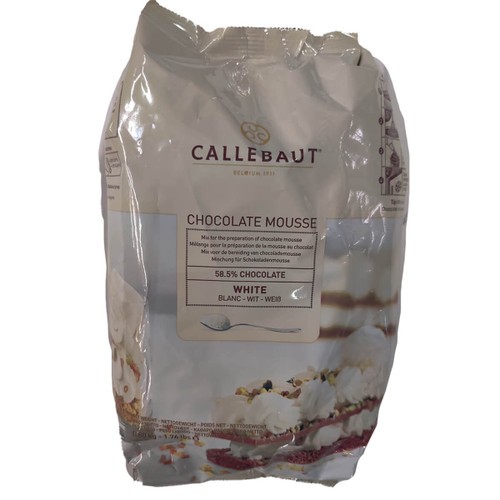 Callebaut White Chocolate Mousse