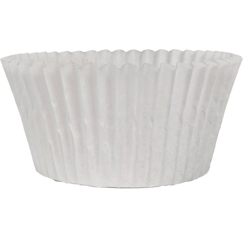 "4.5"" White Baking Cups."