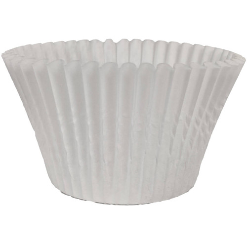 """5.5"""" White Baking Cups- 500/ct"""
