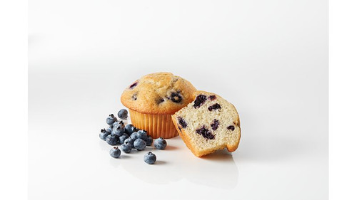 Pillsbury Blueberry Scoop N Bake Muffin