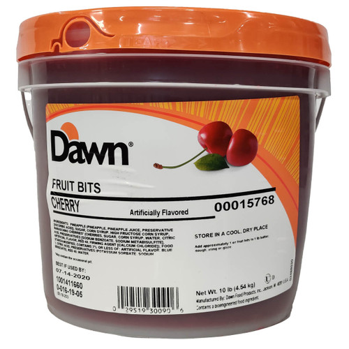 Dawn Cherry Icing Fruit - 10lbs