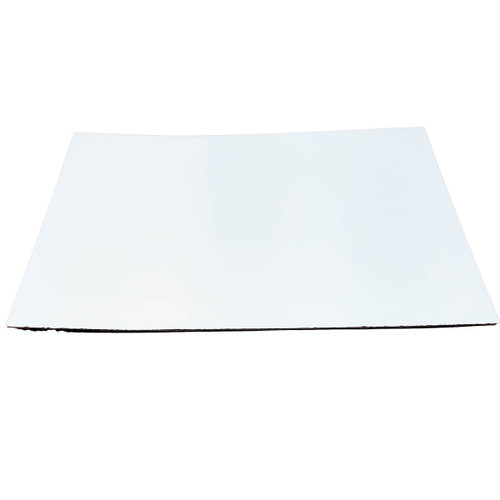 14 x 10 Quarter Sheet Corrugated Grease-Resistance Pad