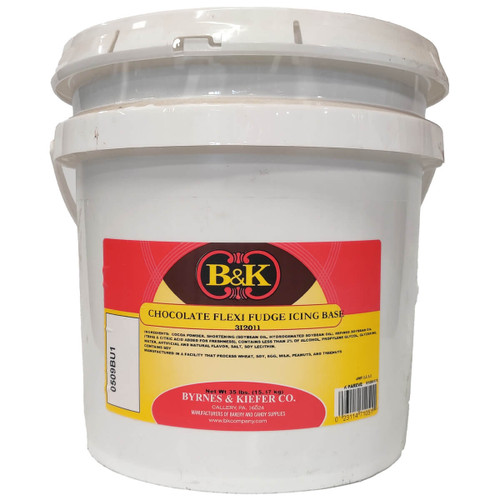 B&K Flexi Fudge Icing Base