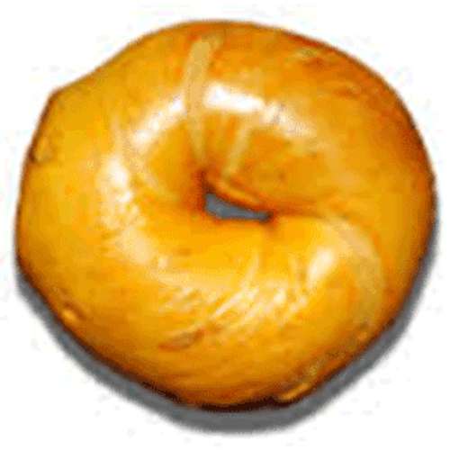 Par-Baked Egg Bagel - (78/4oz)