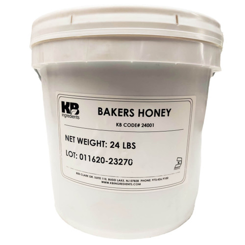 KB Ingredients Wildflower Bakers Honey