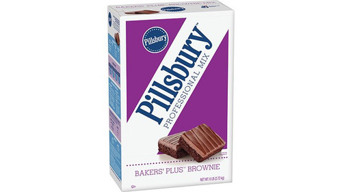 Pillsbury Bakers Plus Brownie Mix