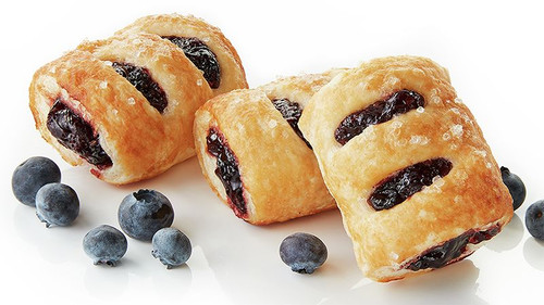 Pillsbury Blueberry Strudel Bite
