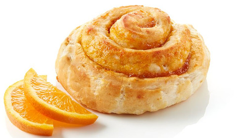 Pillsbury Best Place & Bake Twirl Dough Orange