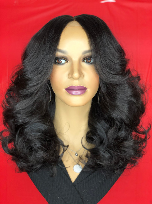 TreBella Cambodian Wavy Closure unit
