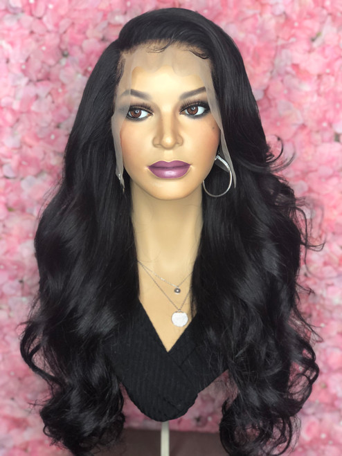 TreBella Cambodian Straight Frontal unit 18in
