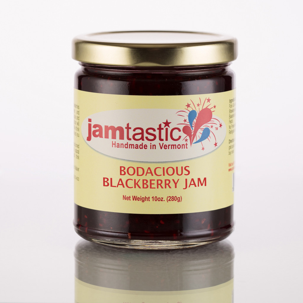 Bodacious Blackberry Jam