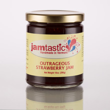Outrageous Strawberry Jam