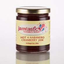 Hot 4 Habanero Cranberry Jam