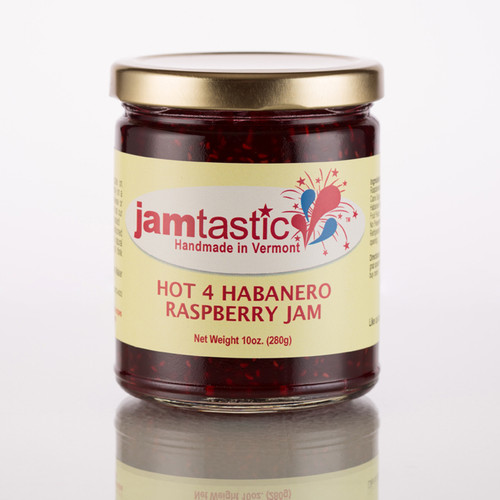 Hot 4 Habanero Raspberry Jam