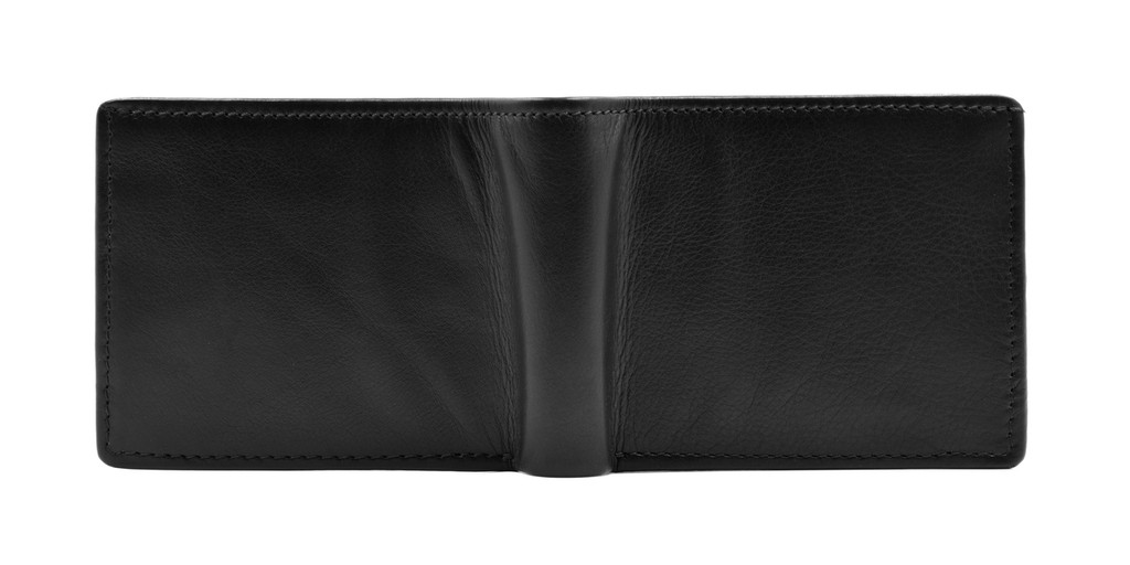 Ashlin® DESIGNER | DERMOT RFID Blocking Mens Wallet with Flip-up Section | Tuscany cowhide | [RFID756-18]